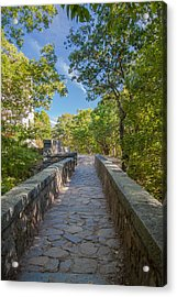 Eliot Memorial Bridge Acrylic Print