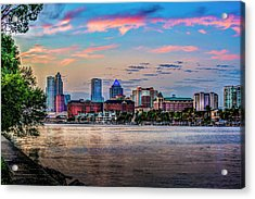 Elite Living Acrylic Print by Marvin Spates