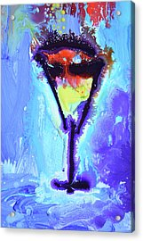 Elixir Of Life Acrylic Print by Amara Dacer