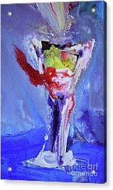 Elixir Of Life II Acrylic Print by Amara Dacer