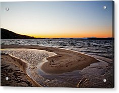Ellacoya Beach Acrylic Print