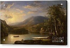 Ellen's Isle - Loch Katrine Acrylic Print