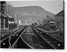 Ellensburg Station Acrylic Print