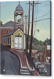 Ellicott City Firehouse Acrylic Print