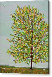 Ellie's Tree Acrylic Print