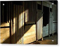Ellwood Barn 1 Acrylic Print