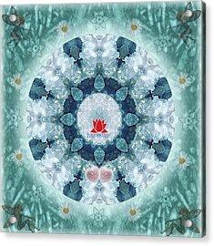Eloquence-logo Acrylic Print