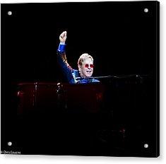 Elton Acrylic Print