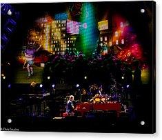Elton - Sad Songs Acrylic Print