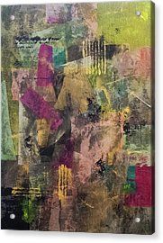 Elusive Acrylic Print by Lee Beuther