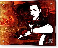 Elvis Presley..  2 Acrylic Print