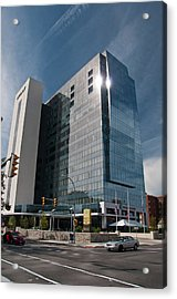 Acrylic Print featuring the photograph Embassy Suites 2916 by Guy Whiteley