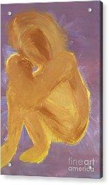 Embrace Acrylic Print by Karen L Christophersen