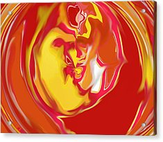 Embryonic Acrylic Print