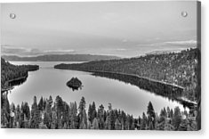 Emerald Bay Lake Tahoe Acrylic Print by Brad Scott