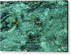 The Emerald Beauty Acrylic Print