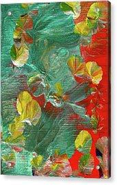 Emerald Island Acrylic Print