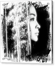 Emerging Acrylic Print by Chris Armytage
