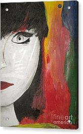 Emilio's Asia Girl Acrylic Print by Anastasis  Anastasi