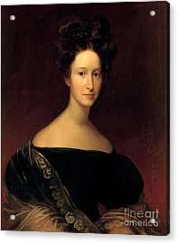 Emily Donelson, First Lady Acrylic Print by Science Source
