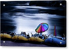 Eminence Camp Umbrella  Acrylic Print