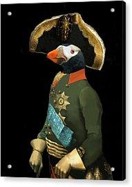 Emperor Of Seabirds Acrylic Print