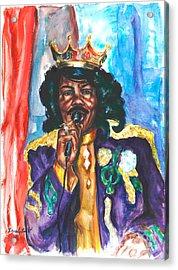 Emperor Of The Universe Acrylic Print