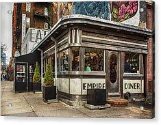 Empire Diner Acrylic Print