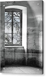 Acrylic Print featuring the photograph Emptiness by Munir Alawi