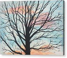 Empty Beauty Acrylic Print