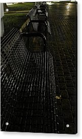 Empty  Acrylic Print by Carl Perry