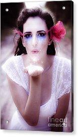Enchanted Fairy Kisses Acrylic Print by Jorgo Photography - Wall Art Gallery