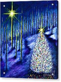Enchanted Woods  Acrylic Print