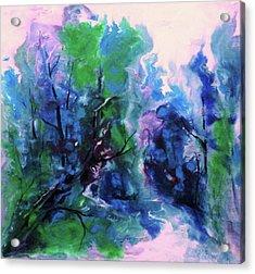 Enchanting Acrylic Print by Sharon K Wilson