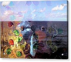 Enchantment Of The Seas Acrylic Print