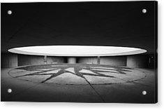 Enclosure Acrylic Print by Deividas Kavoliunas