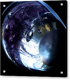 Acrylic Print featuring the photograph Encompass by Eric Christopher Jackson