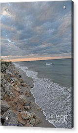 End Of A Beautiful Day Acrylic Print