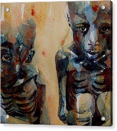 Endangered Spieces Acrylic Print by Paul Lovering