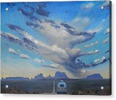 Endless Sky Acrylic Print