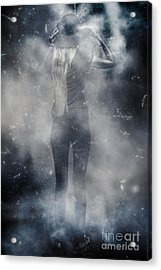 Energy Combustion In Thought Creation Acrylic Print by Jorgo Photography - Wall Art Gallery