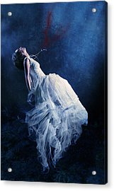 Energy Vampire Acrylic Print by Cambion Art