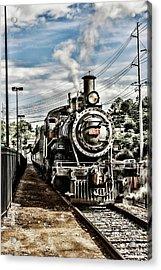 Engine 154 Acrylic Print