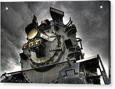 Engine 757 Acrylic Print