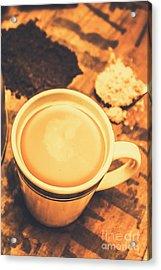 English Tea Breakfast Acrylic Print by Jorgo Photography - Wall Art Gallery