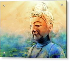 Enlightened One Acrylic Print