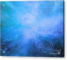 Enlivening Mist Acrylic Print by Korrine Holt