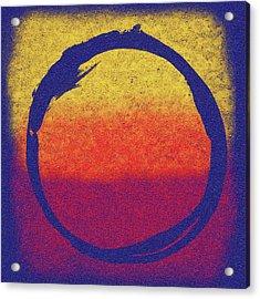 Enso 6 Acrylic Print