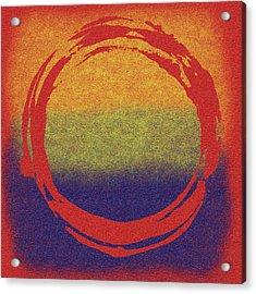 Enso 7 Acrylic Print