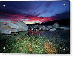 Enter A Tahoe Dream Acrylic Print